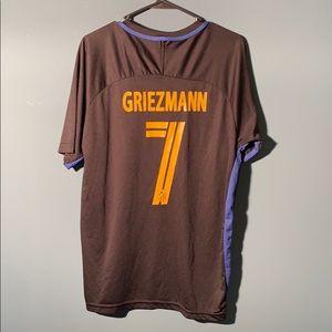 Nike Griezmann Jersey Madrid 2016